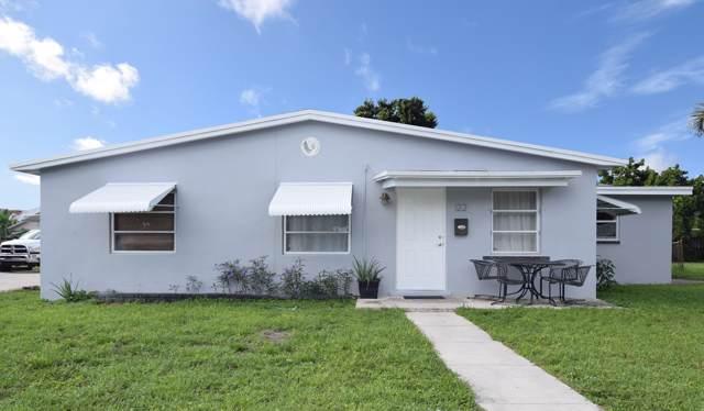122 SE 9th Avenue, Boynton Beach, FL 33435 (#RX-10565818) :: Signature International Real Estate