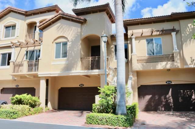 3042 Waterside Circle, Boynton Beach, FL 33435 (#RX-10565874) :: Ryan Jennings Group