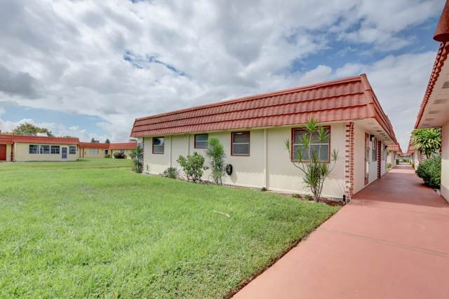 133 Seville E, Delray Beach, FL 33446 (#RX-10565883) :: Ryan Jennings Group