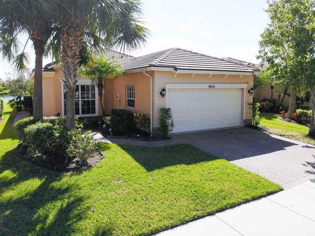 9953 SW Eastbrook Circle, Port Saint Lucie, FL 34987 (MLS #RX-10565890) :: Berkshire Hathaway HomeServices EWM Realty