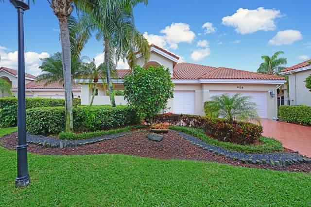 7458 Campo Florido, Boca Raton, FL 33433 (MLS #RX-10565924) :: Berkshire Hathaway HomeServices EWM Realty