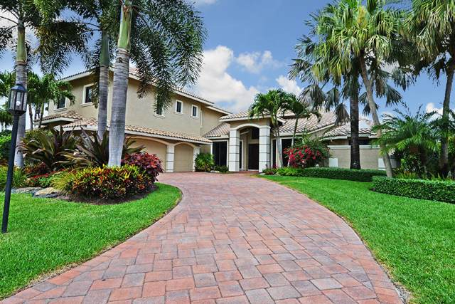 7243 Valencia Drive, Boca Raton, FL 33433 (#RX-10565926) :: Ryan Jennings Group