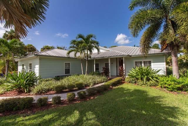 809 S 10th Street, Fort Pierce, FL 34950 (#RX-10565936) :: Ryan Jennings Group