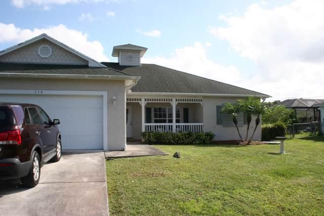 514 NW Azalea Avenue, Port Saint Lucie, FL 34953 (#RX-10565939) :: Ryan Jennings Group