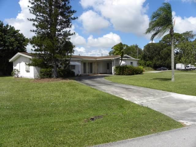 437 SE Tranquilla Avenue, Fort Pierce, FL 34983 (MLS #RX-10565971) :: Berkshire Hathaway HomeServices EWM Realty