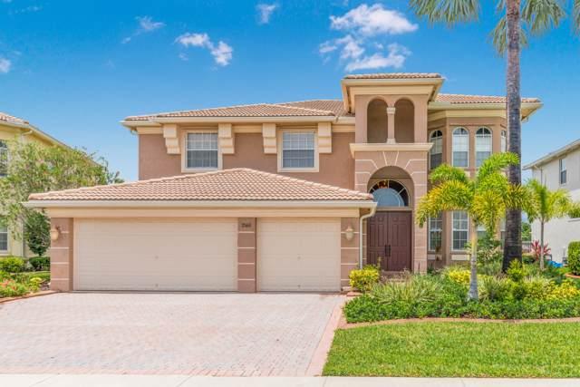 2160 Bellcrest Circle, Royal Palm Beach, FL 33411 (#RX-10566058) :: Ryan Jennings Group