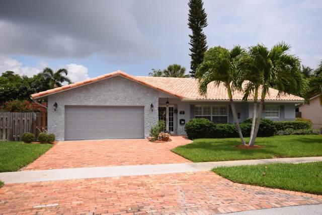 1651 NW 11th Street, Boca Raton, FL 33486 (#RX-10566079) :: Ryan Jennings Group
