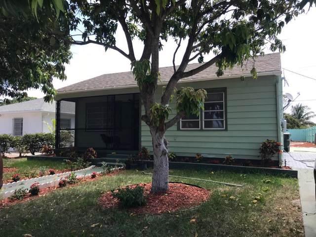 1232 S L Street, Lake Worth Beach, FL 33460 (MLS #RX-10566163) :: Laurie Finkelstein Reader Team