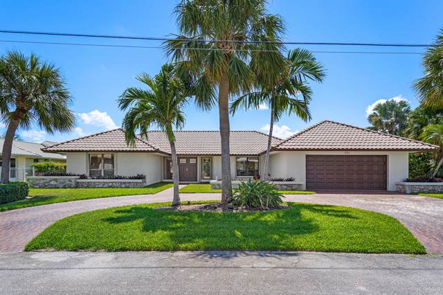 1091 Coral Way, Singer Island, FL 33404 (MLS #RX-10566178) :: Berkshire Hathaway HomeServices EWM Realty