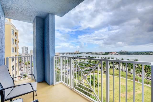 255 Evernia Street #804, West Palm Beach, FL 33401 (#RX-10566201) :: Ryan Jennings Group