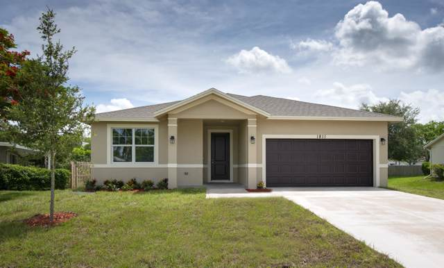 643 SW Curry Street, Port Saint Lucie, FL 34983 (MLS #RX-10566222) :: Berkshire Hathaway HomeServices EWM Realty