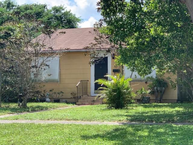 820 Summit Boulevard, West Palm Beach, FL 33405 (MLS #RX-10566270) :: Berkshire Hathaway HomeServices EWM Realty
