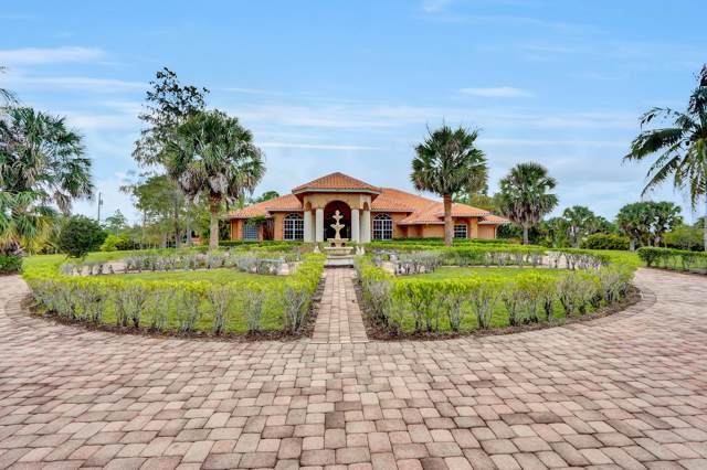 2380 Buck Ridge Trail, Loxahatchee, FL 33470 (MLS #RX-10566273) :: Berkshire Hathaway HomeServices EWM Realty
