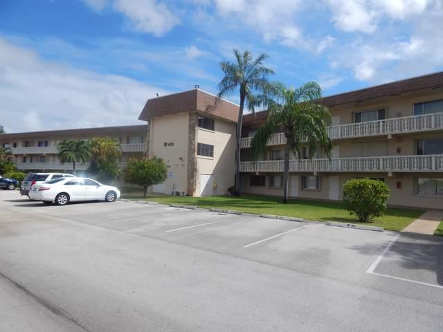 400 Village Green Circle W #111, Palm Springs, FL 33461 (#RX-10566326) :: Ryan Jennings Group