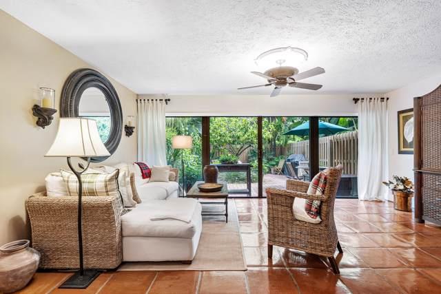 4300 N Ocean Boulevard #5, Gulf Stream, FL 33483 (MLS #RX-10566336) :: Berkshire Hathaway HomeServices EWM Realty