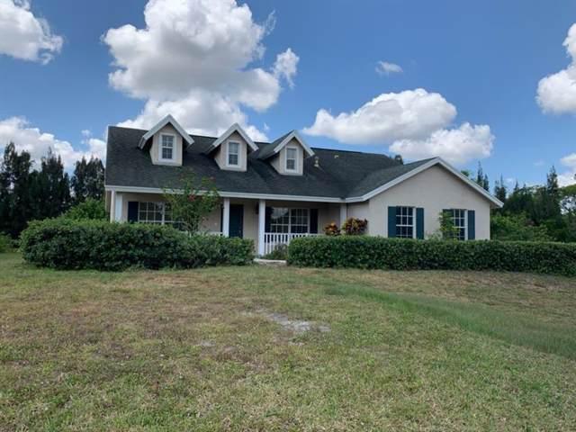 16738 Rustic Road, Wellington, FL 33470 (MLS #RX-10566427) :: Berkshire Hathaway HomeServices EWM Realty