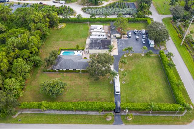 7360 Hypoluxo Farms Road, Lake Worth, FL 33463 (MLS #RX-10566521) :: Berkshire Hathaway HomeServices EWM Realty