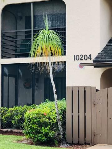 10204 Mangrove Drive #205, Boynton Beach, FL 33437 (#RX-10566545) :: Ryan Jennings Group