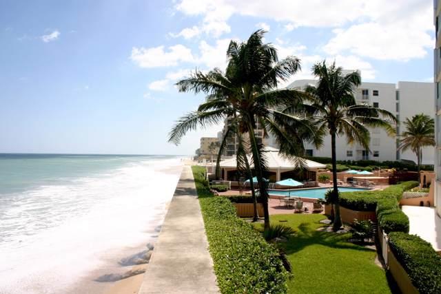 3590 S Ocean Boulevard #504, South Palm Beach, FL 33480 (#RX-10566589) :: Ryan Jennings Group