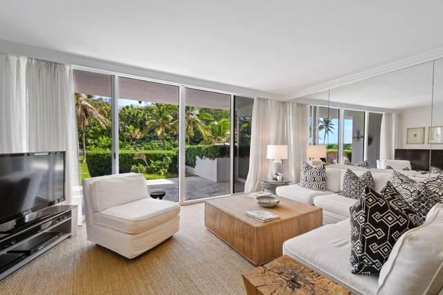 2774 S Ocean Boulevard #105, Palm Beach, FL 33480 (#RX-10566745) :: Ryan Jennings Group