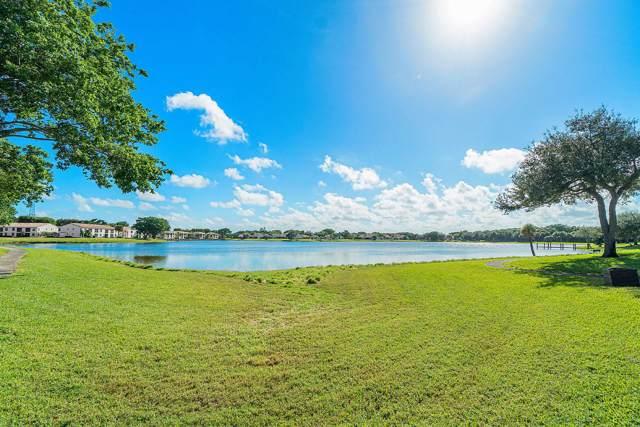 3050 Norwood Place N112, Boca Raton, FL 33431 (MLS #RX-10566808) :: The Paiz Group