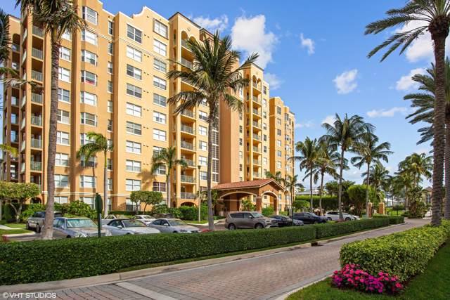 3594 S Ocean Boulevard #201, Highland Beach, FL 33487 (#RX-10566880) :: Ryan Jennings Group