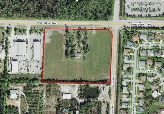 12900 Okeechobee Boulevard, Loxahatchee Groves, FL 33470 (MLS #RX-10566906) :: Castelli Real Estate Services