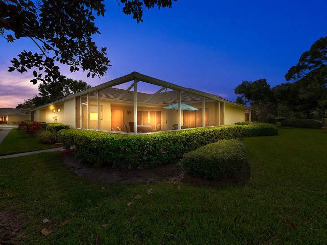1234 NW Sun Terrace Circle B, Saint Lucie West, FL 34986 (MLS #RX-10566947) :: The Nolan Group of RE/MAX Associated Realty