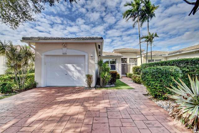 9595 Crescent View Drive N, Boynton Beach, FL 33437 (#RX-10567042) :: Ryan Jennings Group