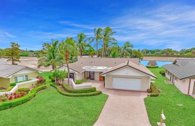 6752 Villas Drive, Boca Raton, FL 33433 (MLS #RX-10567059) :: Laurie Finkelstein Reader Team