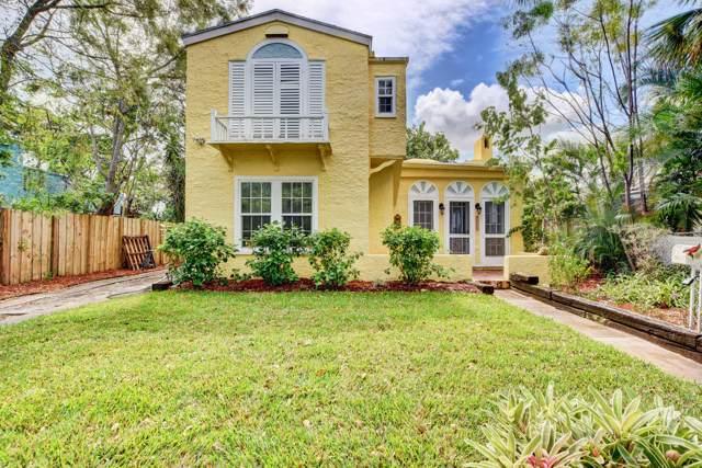 728 Lytle Street, West Palm Beach, FL 33405 (MLS #RX-10567088) :: Berkshire Hathaway HomeServices EWM Realty