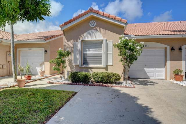 276 Coral Trace Court, Delray Beach, FL 33445 (#RX-10567236) :: Ryan Jennings Group