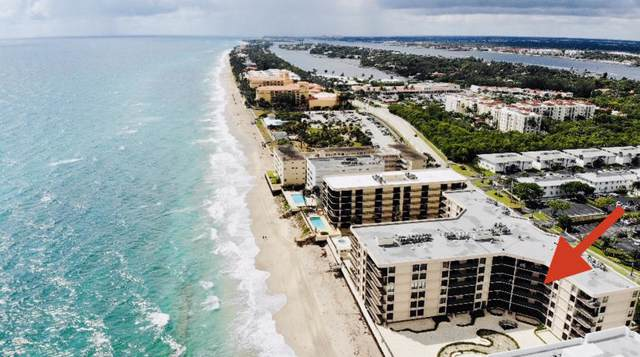 3610 S S Ocean Boulevard #510, South Palm Beach, FL 33480 (#RX-10567278) :: Ryan Jennings Group