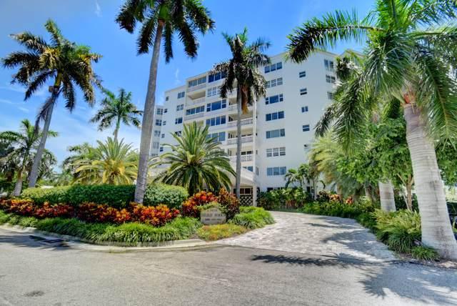 1000 Lowry Street 5-D, Delray Beach, FL 33483 (MLS #RX-10567304) :: Berkshire Hathaway HomeServices EWM Realty