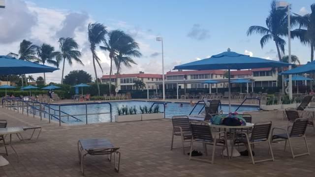 607 Flanders M #607, Delray Beach, FL 33484 (#RX-10567336) :: Ryan Jennings Group