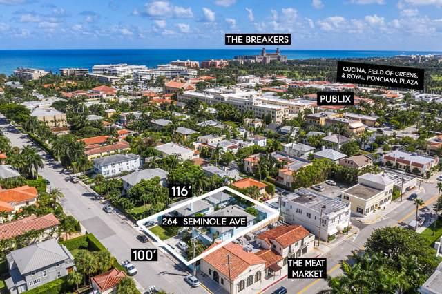 264 Seminole Avenue, Palm Beach, FL 33480 (#RX-10567386) :: Ryan Jennings Group