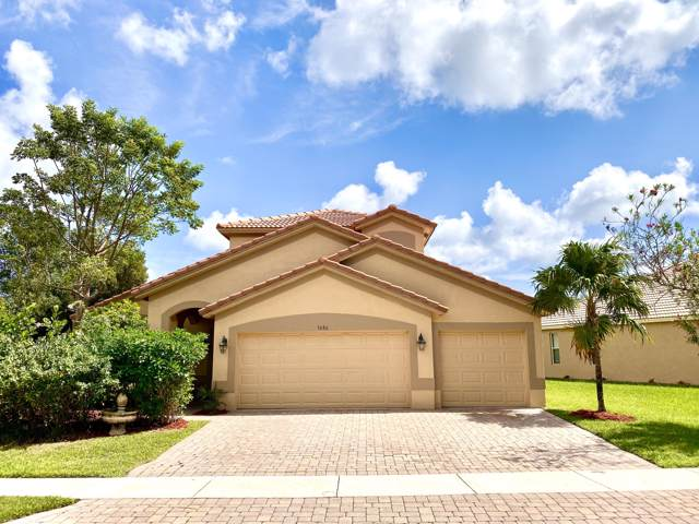 3680 Hamilton Key, West Palm Beach, FL 33411 (MLS #RX-10567469) :: The Jack Coden Group