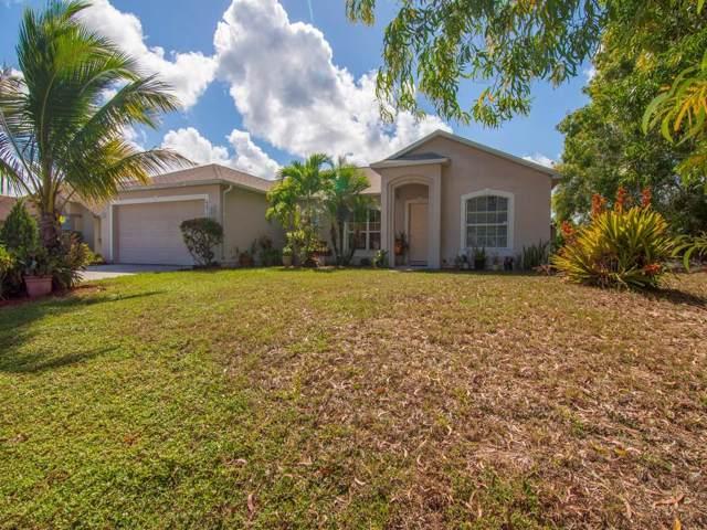 5316 NW Rugby Drive, Port Saint Lucie, FL 34983 (MLS #RX-10567569) :: Laurie Finkelstein Reader Team