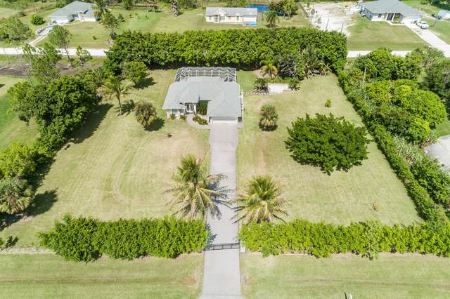 16145 Murcott Boulevard, Loxahatchee, FL 33470 (MLS #RX-10567584) :: Castelli Real Estate Services