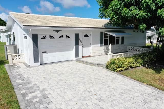 1601 SW 22nd Way, Boynton Beach, FL 33426 (#RX-10567616) :: The Reynolds Team/ONE Sotheby's International Realty