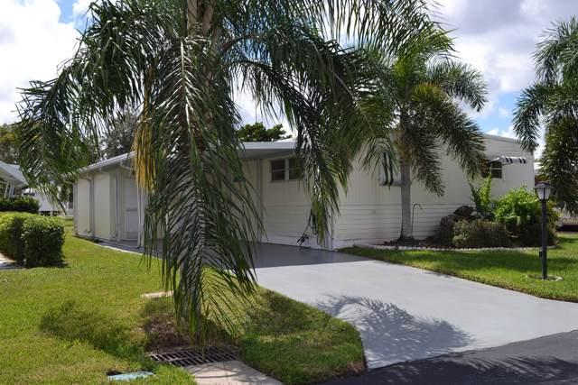 8378 Chisum Trail, Boca Raton, FL 33433 (#RX-10567643) :: Ryan Jennings Group