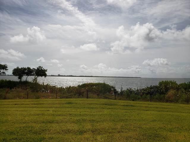 29 Harbour Isle Drive W #105, Fort Pierce, FL 34949 (MLS #RX-10567653) :: Berkshire Hathaway HomeServices EWM Realty
