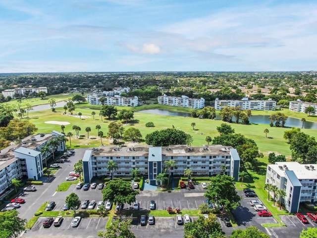 7688 NW 18th Street #407, Margate, FL 33063 (MLS #RX-10567661) :: Berkshire Hathaway HomeServices EWM Realty
