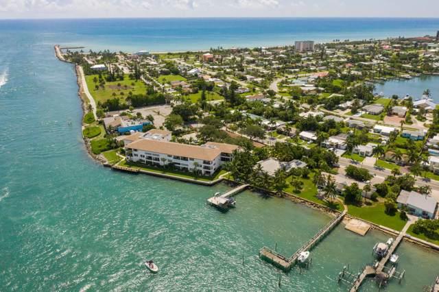 1630 Seaway Drive #201, Fort Pierce, FL 34949 (MLS #RX-10567706) :: Berkshire Hathaway HomeServices EWM Realty
