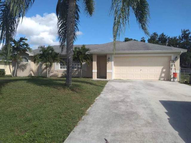 4205 SW Elba Street, Port Saint Lucie, FL 34953 (#RX-10567718) :: Ryan Jennings Group