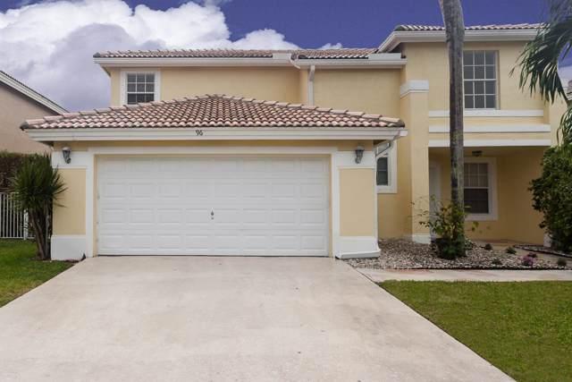 96 Citrus Park Lane, Boynton Beach, FL 33436 (#RX-10567754) :: Ryan Jennings Group