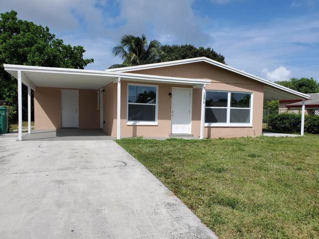 1570 W 11th Street, Riviera Beach, FL 33404 (#RX-10567815) :: Ryan Jennings Group