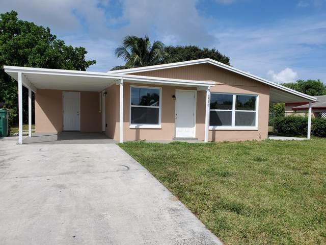 1570 W 11th Street, Riviera Beach, FL 33404 (#RX-10567815) :: Ryan Jennings Group