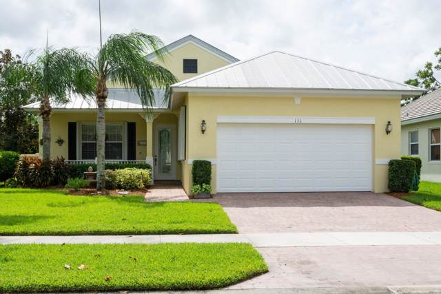131 NW Willow Grove Avenue, Port Saint Lucie, FL 34986 (MLS #RX-10567825) :: The Nolan Group of RE/MAX Associated Realty