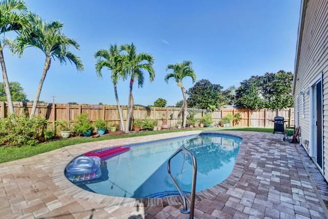 5100 Addie Court, Boynton Beach, FL 33472 (MLS #RX-10567839) :: The Paiz Group